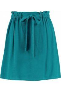 Minifalda trapecio
